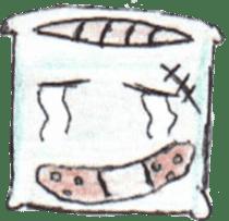 PooPoo Pillow: Kai Edition sticker #9059986