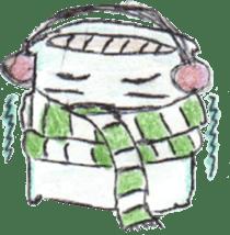 PooPoo Pillow: Kai Edition sticker #9059989