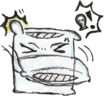 PooPoo Pillow: Kai Edition sticker #9059995