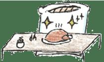 PooPoo Pillow: Kai Edition sticker #9059997