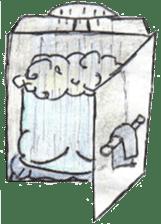 PooPoo Pillow: Kai Edition sticker #9060000