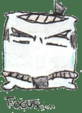 PooPoo Pillow: Kai Edition sticker #9060003