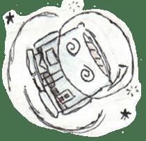 PooPoo Pillow: Kai Edition sticker #9060005