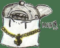 PooPoo Pillow: Kai Edition sticker #9060009