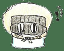 PooPoo Pillow: Kai Edition sticker #9060013