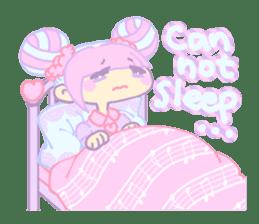 KawaiiHarajukuGirl(english) sticker #9060471