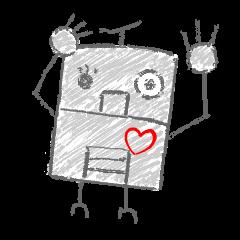 Crayon Robot