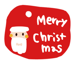 Stickers at Christmas and New Year's sticker #9063064