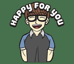 Couple in Love sticker #9073402