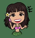 Aloha Lani In Hawaii sticker #9076427