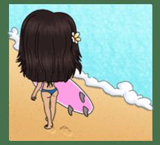 Aloha Lani In Hawaii sticker #9076434
