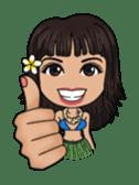 Aloha Lani In Hawaii sticker #9076435