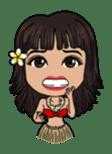Aloha Lani In Hawaii sticker #9076445
