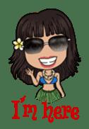 Aloha Lani In Hawaii sticker #9076447