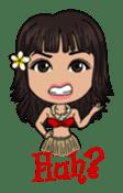 Aloha Lani In Hawaii sticker #9076448