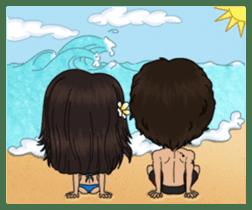 Aloha Lani In Hawaii sticker #9076453