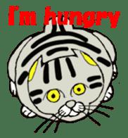 "Japanese Bobtail cat ""TAP"" sticker #9083985"