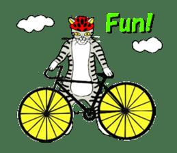 "Japanese Bobtail cat ""TAP"" sticker #9083993"