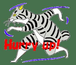 "Japanese Bobtail cat ""TAP"" sticker #9083997"