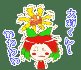 Daiki-Sticker sticker #9085502