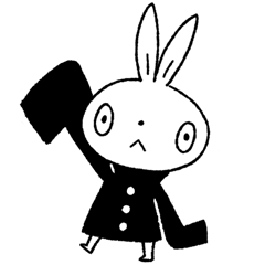 Brandon : the Blank Bunny