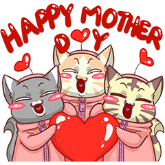 CatRabbit ; Mother's Day