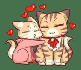 CatRabbit ; Mother's Day sticker #9090024