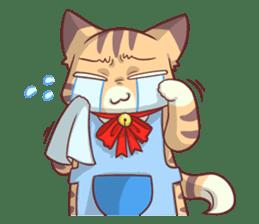 CatRabbit ; Mother's Day sticker #9090042