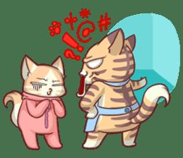 CatRabbit ; Mother's Day sticker #9090045