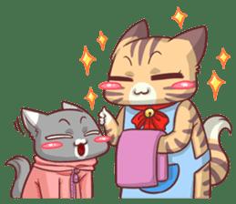 CatRabbit ; Mother's Day sticker #9090051