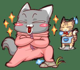 CatRabbit ; Mother's Day sticker #9090052
