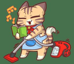 CatRabbit ; Mother's Day sticker #9090055