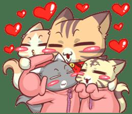 CatRabbit ; Mother's Day sticker #9090061