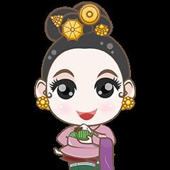 Chao Nang of Thai LANNA