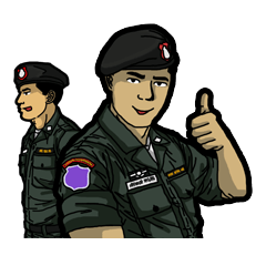 ตชด. (ขอโทษครับผมไม่ใช่ทหาร)