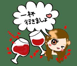 nikujoshi Sticker sticker #9099863