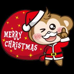 SARU CHAN -Merry Christmas