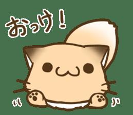 Konkon Kityune sticker #9105938