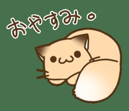 Konkon Kityune sticker #9105945