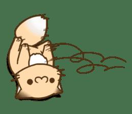 Konkon Kityune sticker #9105950