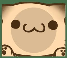 Konkon Kityune sticker #9105951
