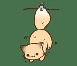 Konkon Kityune sticker #9105957