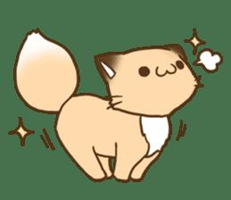 Konkon Kityune sticker #9105967
