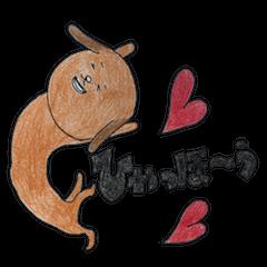 Peace family's sticker3