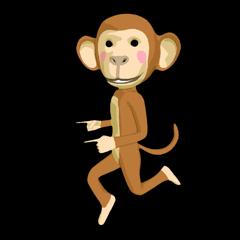 Gesture monkey