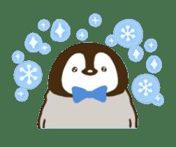 cute pengin2 sticker #9117688