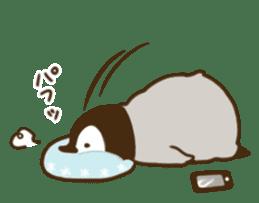 cute pengin2 sticker #9117696