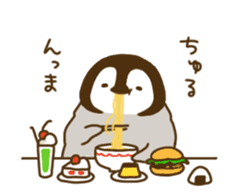cute pengin2 sticker #9117705