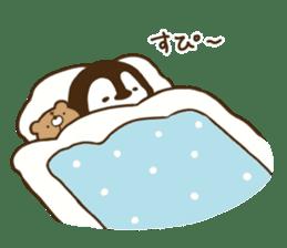 cute pengin2 sticker #9117715