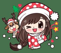 Boobib Christmas Special sticker #9119210